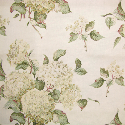 Hortensia Cotton Gebloemde Meubel Gordijnstof In Engelse Cottage