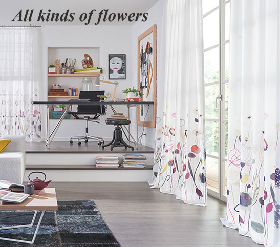 All kinds of Flowers
