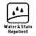 water en vuilwerend, wasser und schmutz abweisend, water and stain repellent